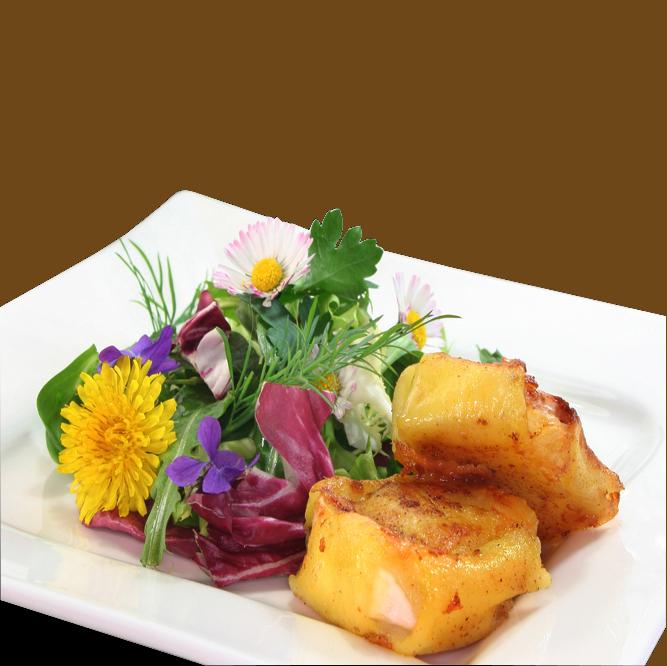 Delikat Kochen mit Wildkräutern, Wildgemüse und Pilzen